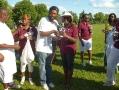 Malvern\'s Inaugral Women Cricket